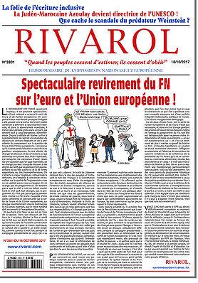 Spectaculaire revirement du FN sur l'euro et l'Union européenne !