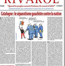 Catalogne : le séparatisme gauchiste contre la nation