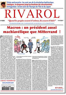 Macron : un président aussi machiavélique que Mitterrand !