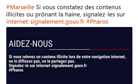 Pendant qu'on égorge à Marseille, le ministère de l'Intérieur chasse les amalgames