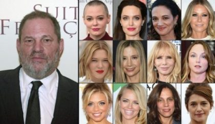 De Polanski en Weinstein, actualité des pédomanes criminels juifs