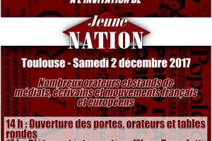 Journée de la Libre Parole - Toulouse - 2 décembre 2017