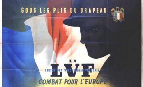 1943 Deuxième anniversaire de la L.V.F. (vidéo)
