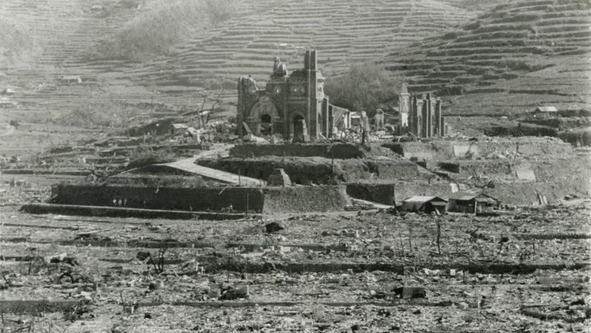 Nagasaki, 9 août 1945, un objectif spirituel !