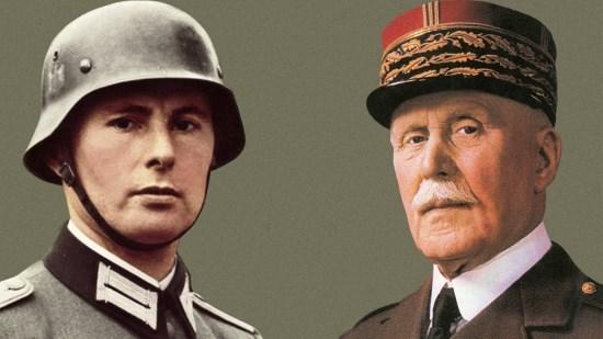 Léon Degrelle parle du Maréchal Pétain (vidéo)
