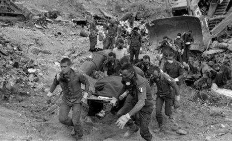 Attentat au Drakkar le 23 octobre 1983 à Beyrouth (vidéo)