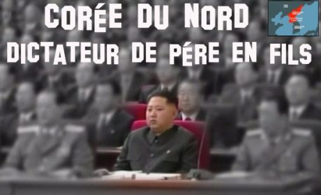 Corée du Nord : dictature (vidéo)