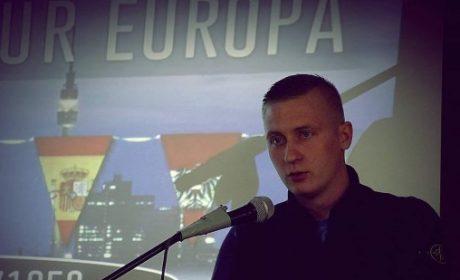 Délégation du PNF au congrès européen de « Die Rechte » à Dortmund