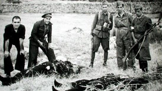 7 novembre 1936 : Début des massacres de Paracuellos à Madrid