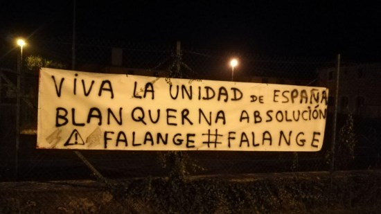 ACP contre le séparatisme catalan et l'hommage aux tortionnaires rouges à Gurs