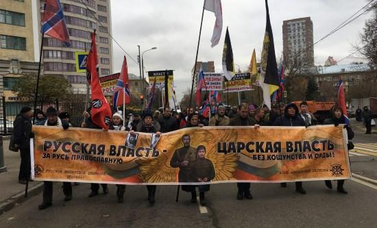 La « Marche russe » est passée malgré la féroce répression du régime de Poutine