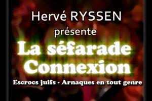Hervé Ryssen - La séfarade connexion (vidéo)