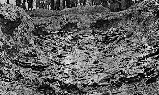 3 avril 1940 : début des massacres de Katyn par les soviétiques
