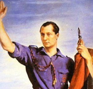 José Antonio Primo de Rivera  24 avril 1903  -  20 novembre 1936