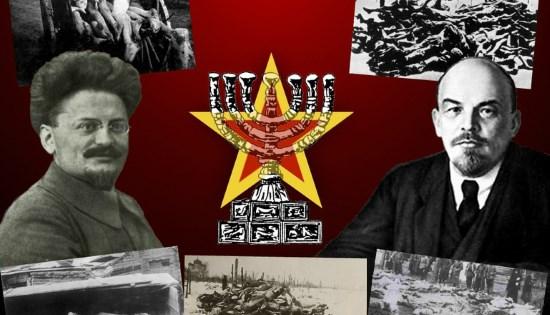 Les  juifs dans la révolution bolchevique (vidéo)