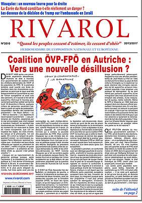 Coalition ÖVP-FPÖ en Autriche : Vers une nouvelle désillusion ?