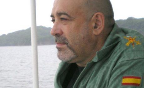 Victor Lainez, phalangiste et ancien légionnaire, assassiné par l'antifa récidiviste Rodrigo Lanza