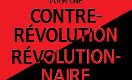 Nouveauté : Joseph Mérel – Pour une contre-révolution révolutionnaire
