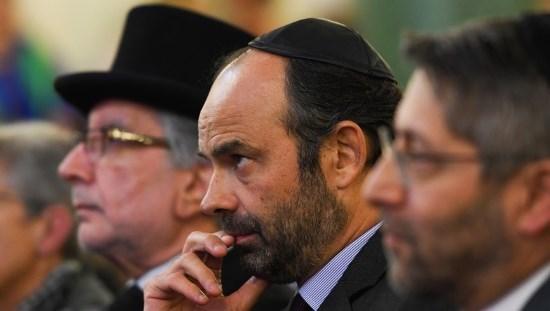 Le Premier Ministre a renouvelé l'allégeance de leur république au judaïsme politique devant le CRIF