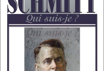 Nouveautés : Qui suis-je ? Carl Schmitt – Aristide Leucate