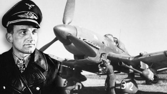 Hans-Ulrich Rudel       2 juillet 1916  –  18 décembre 1982
