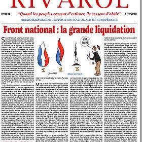 Front national : la grande liquidation