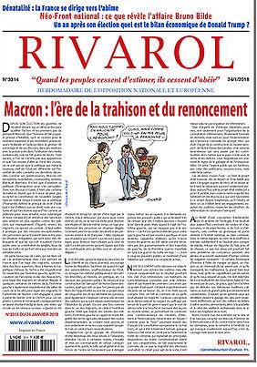 Macron : l'ère de la trahison et du renoncement