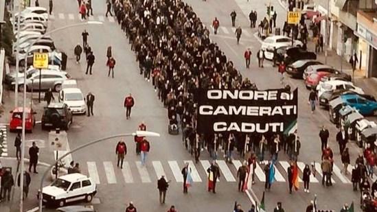 Acca Larentia : 40 ans après, les Nationalistes ne pardonnent pas ! (photos + vidéo)