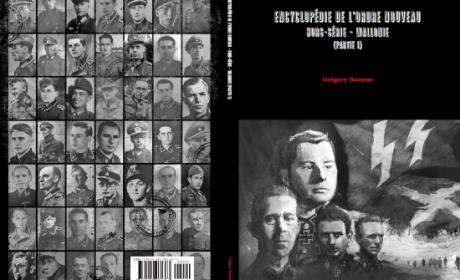 Grégory Bouysse – Encyclopédie de l'Ordre Nouveau – Wallonie (vidéo 1)