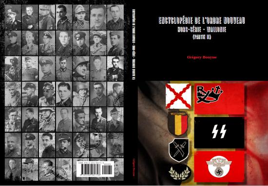 Grégory Bouysse – Encyclopédie de l'Ordre Nouveau – Wallonie (vidéo 2)