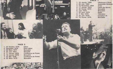 15 février 1963 : création de la SERP par Jean-Marie Le Pen