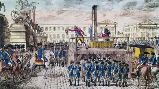 21 janvier 1793 : Assassinat de Louis XVI par les forces de la révolution maçonnique