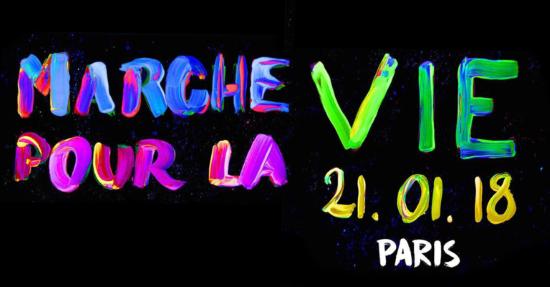 Parti nationaliste français – Soutien à la Marche pour la Vie 2018