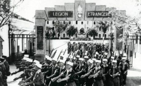 10 mars 1831 : création de la Légion Etrangère