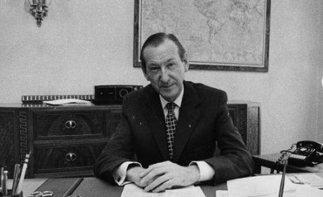 3 mars 1986 : Début de la campagne internationale de haine contre Kurt Waldheim