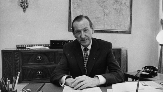 3 mars 1986 : Début de l'affaire Kurt Waldheim