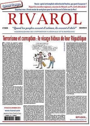 Terrorisme et corruption : le visage hideux de leur République