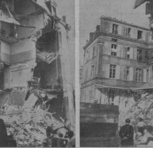 11 septembre 1937 : deux bombes de « La Cagoule » détruisent l'immeuble du patronat français