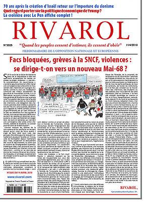 Facs bloquées, grèves à la SNCF, violences : se dirige-t-on vers un nouveau Mai-68 ?