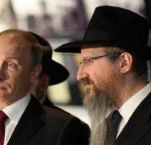 La satisfaction du grand rabbin de Russie