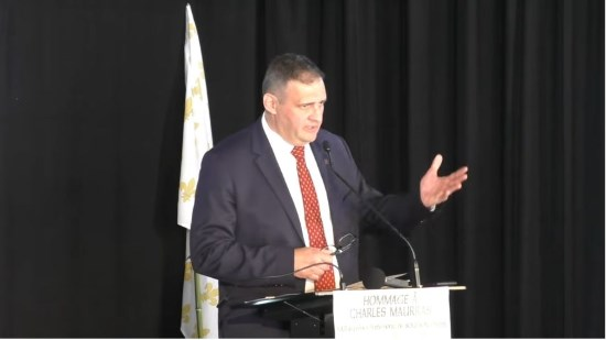 Intervention d'Yvan Benedetti lors de l'Hommage à Charles Maurras du 21 avril 2018 à Avignon (vidéo)