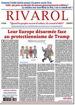 Leur Europe désarmée face au protectionnisme de Trump