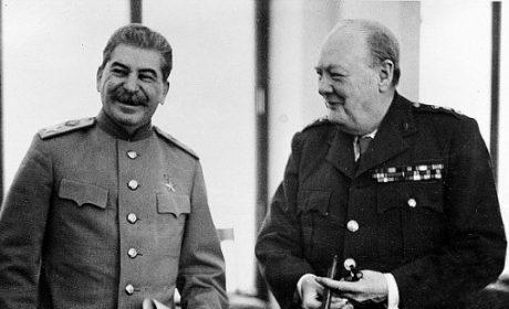 Winston Churchill : le côté sombre du rideau de fer