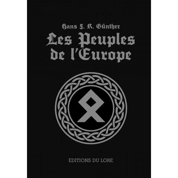 Nouveauté : Les Peuples de l'Europe (éd. cuir numérotée) – Hans Günther