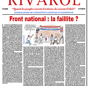 Front national : la faillite ?