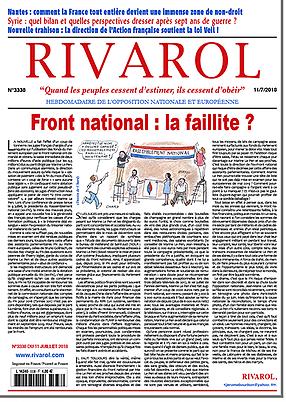 Front national : la faillite ?