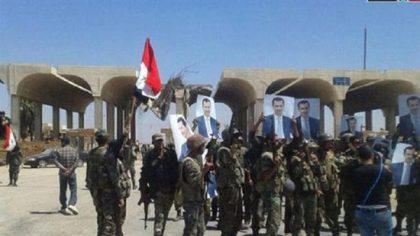 Nassib libéré, la Syrie se réinsère dans le concert des nations du Proche-Orient