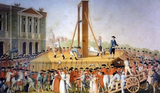 16 octobre 1793 : assassinat de la Reine Marie-Antoinette d'Autriche