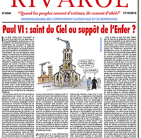 Paul VI : saint du Ciel ou suppôt de l'Enfer ?