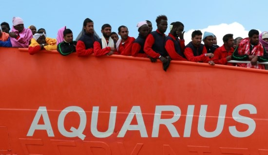 La politique migratoire de leur Union européenne : le calcul à courte vue